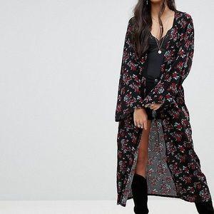 HOST PICK x 2 💕💕 Kiss the sky floral kimono